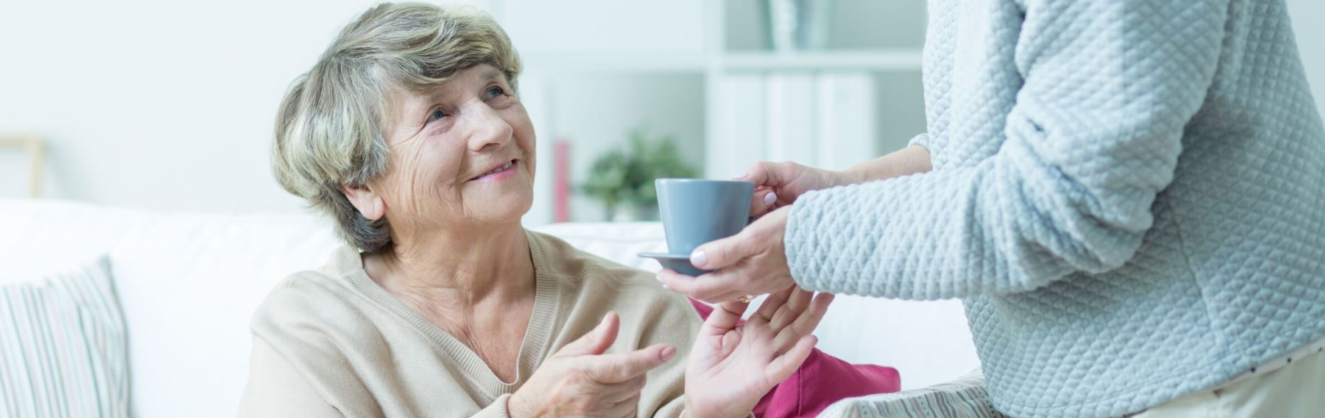 Уход за престарелой бабушкой