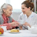Социально-бытовое обслуживание на дому